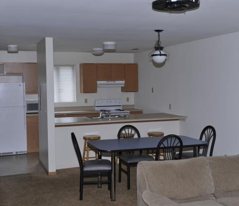 Carriage Way Living - Dining - Kitchen 2